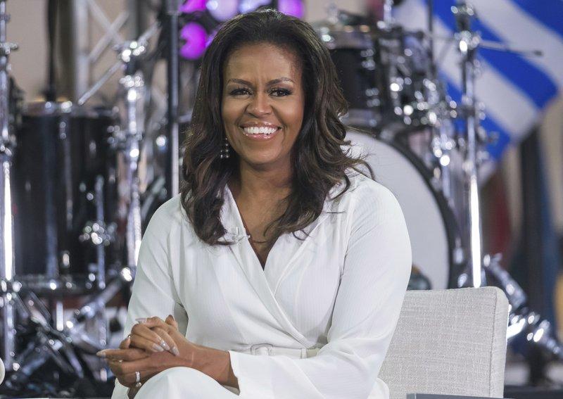 Photo: Michelle Obama/AP