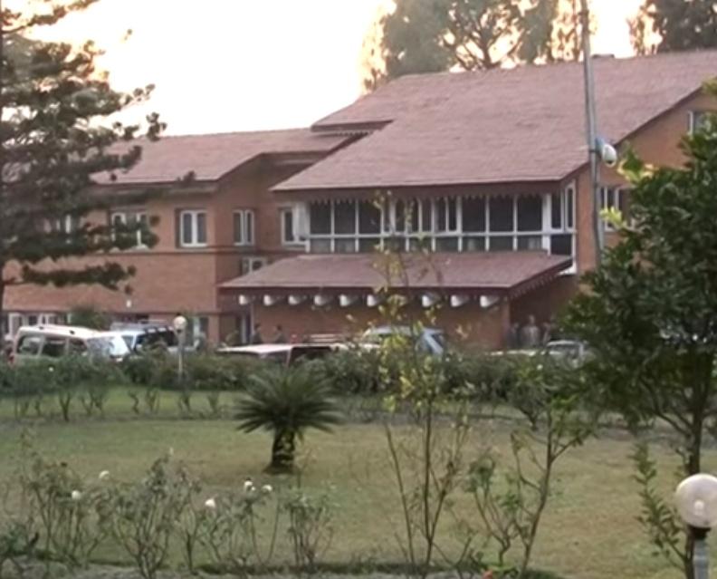 Baluwatar PM residence