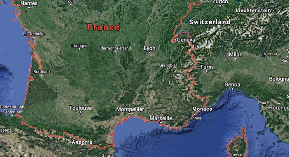 Image: Google Map