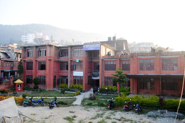 Courtesy: Kavre Multiple Campus