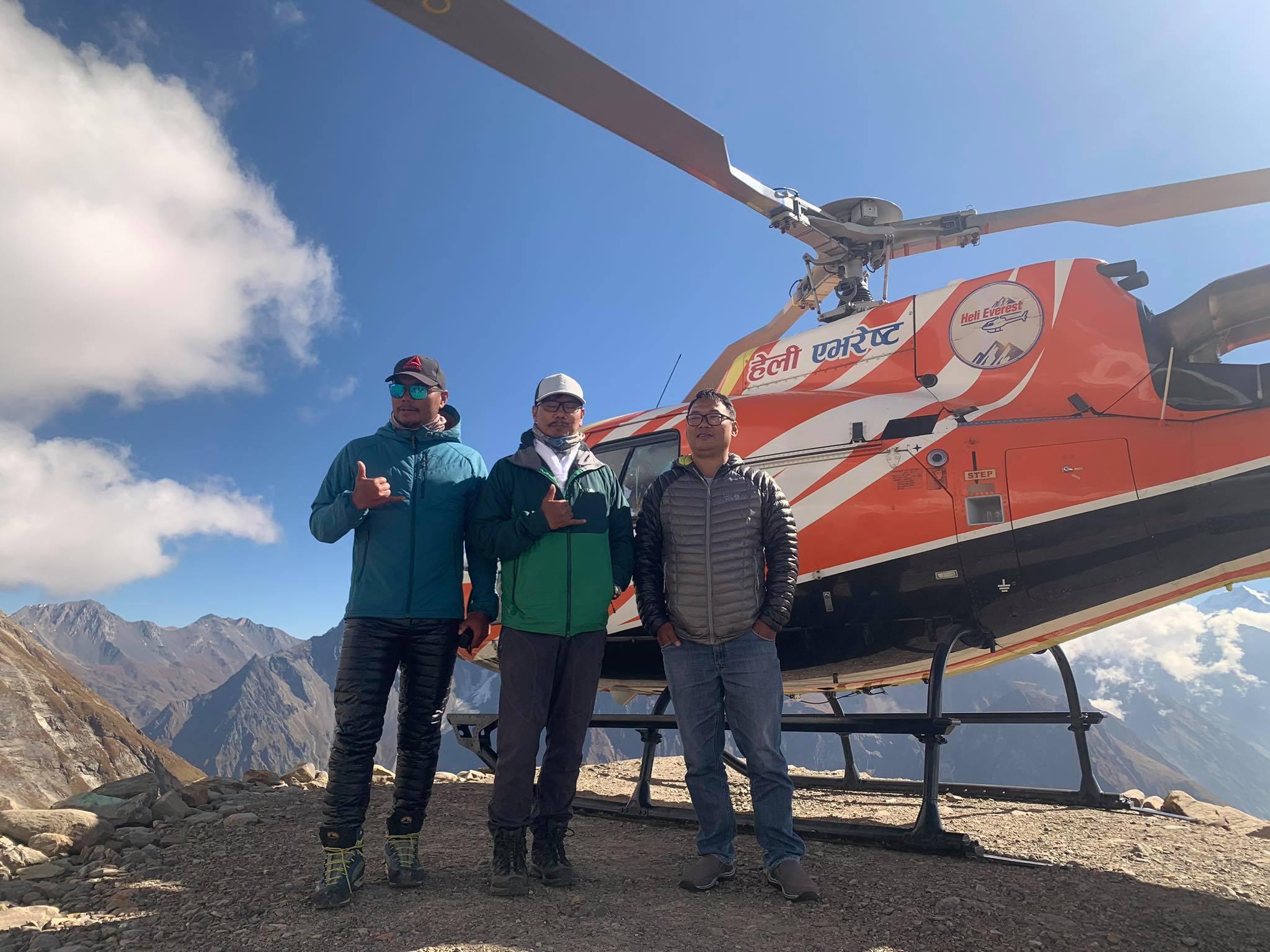 Photo Courtesy: Lakpa Dendi Sherpa