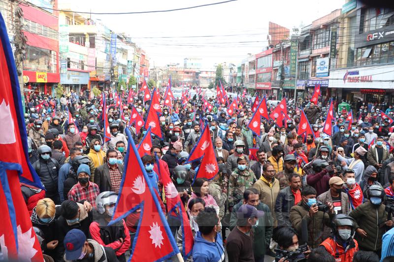 Photo: Rishi Baral/THT