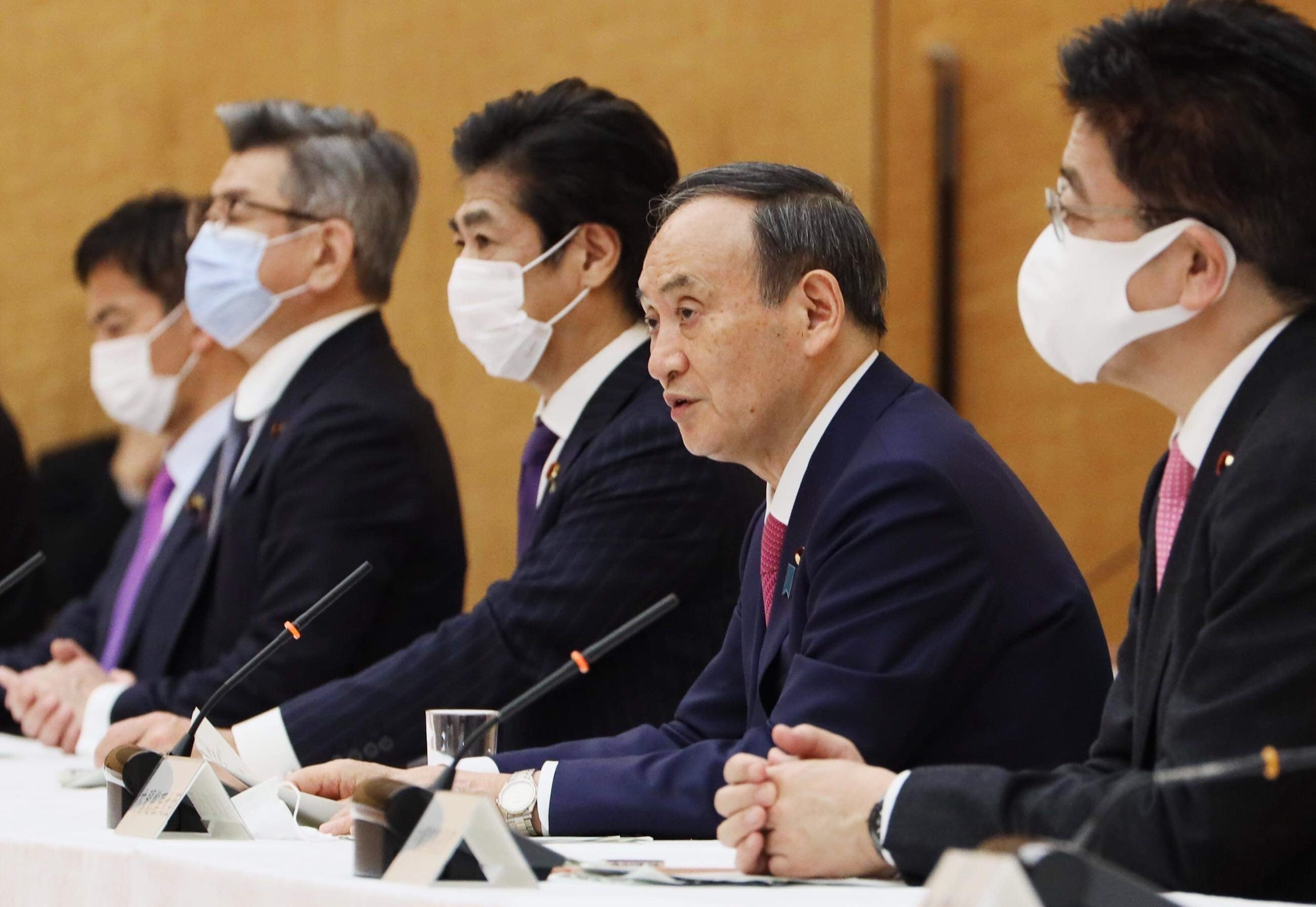 Japan's Prime Minister Yoshihide Suga. Photo Courtesy: PM's Office of Japan/Twitter