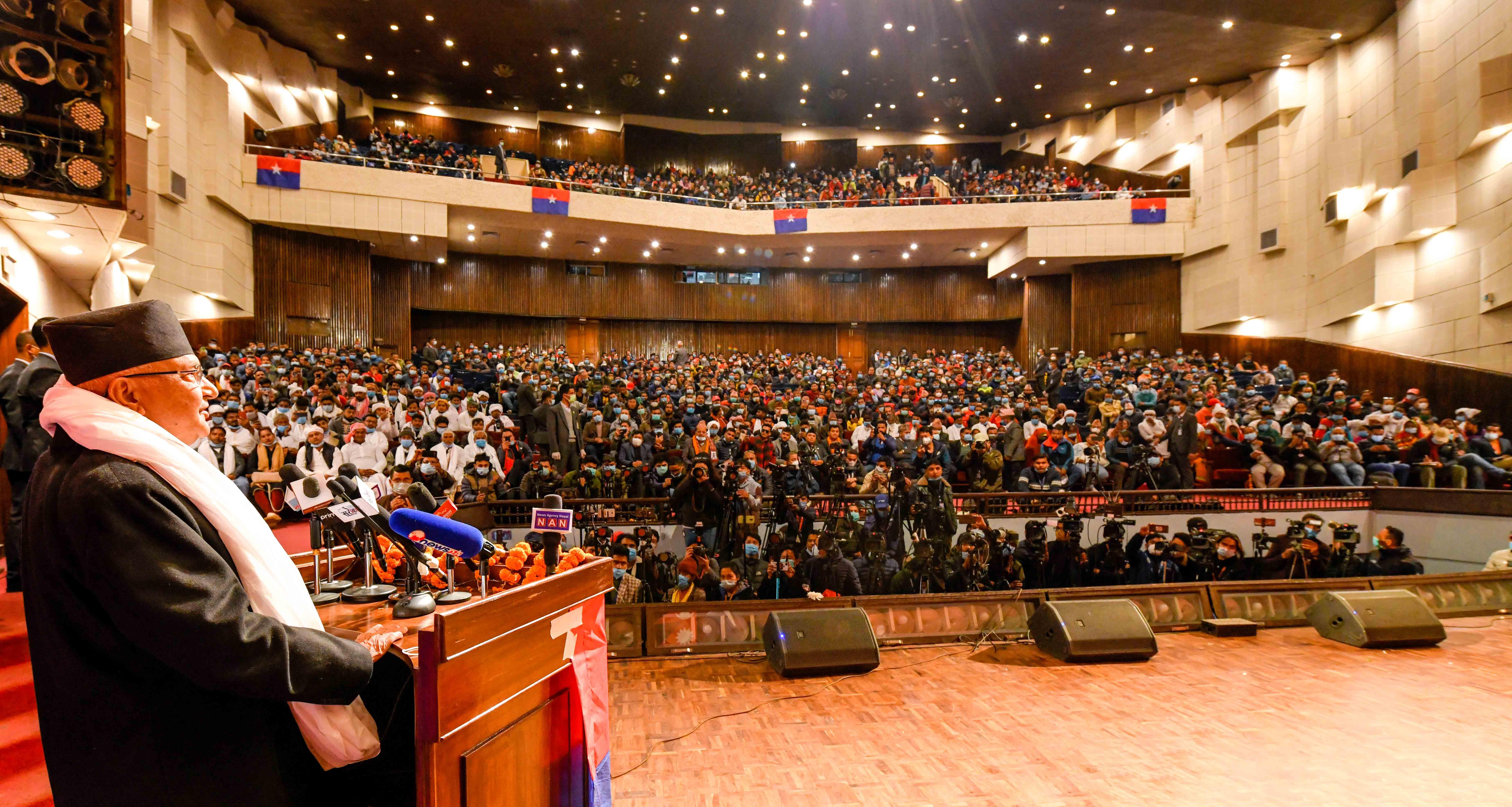 Photo Courtesy: Rajan Kafle/PM's Secretariat